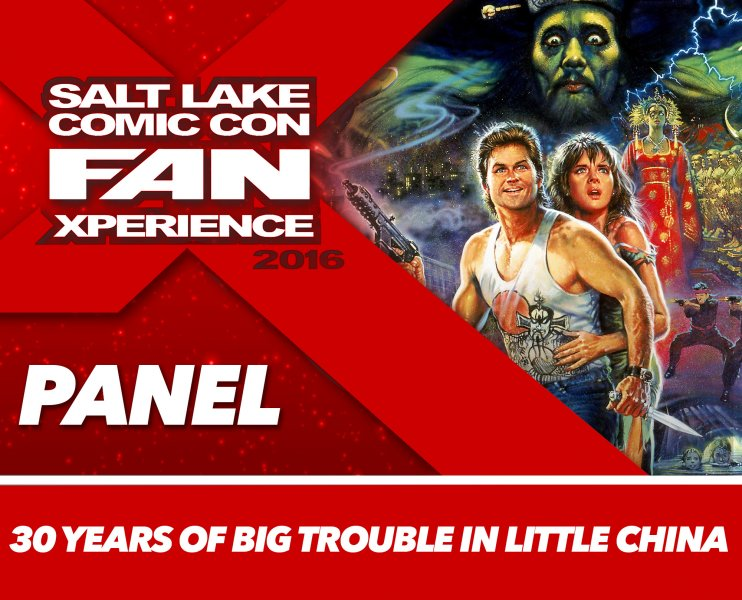 My Salt Lake Comic Con FanX 2016 Schedule